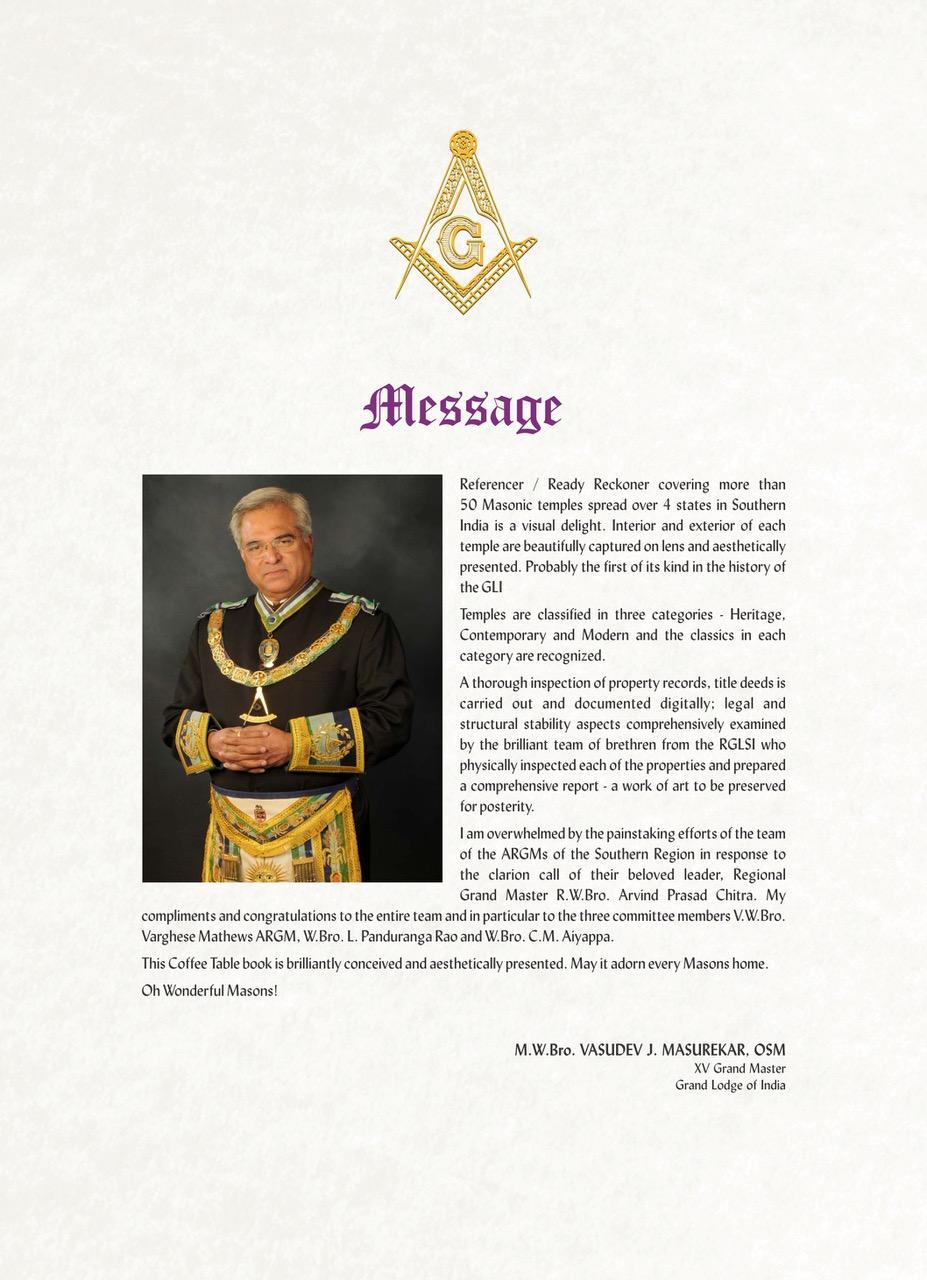 8. XV Grand Master